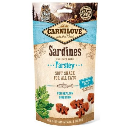 Carnilove cat sardines