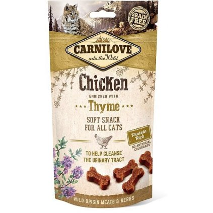 carnilove cat chicken