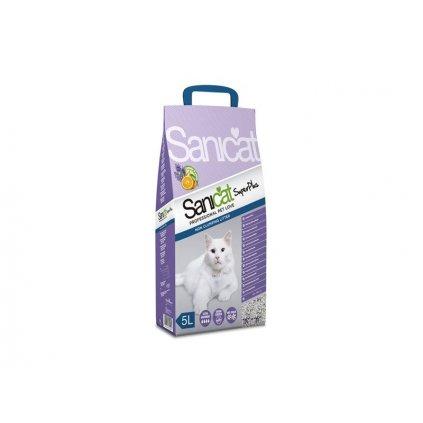 SANICAT Super Plus Levandule + Pomeranč 10 L