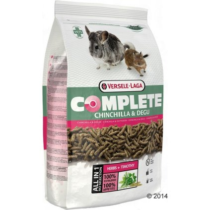 VERSELE LAGA Complete Chinchilla & Degu - činčila, osmák 1,75 kg
