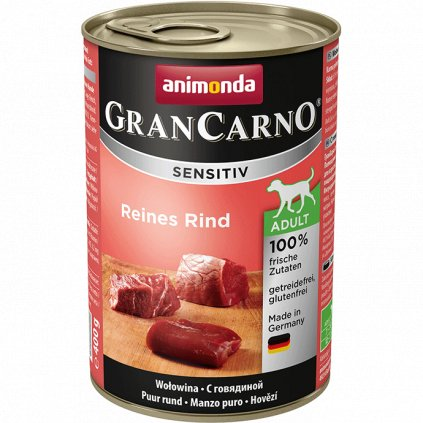 animonda produkt grancarno sensitiv