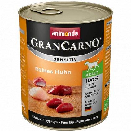 animonda produkt grancarno sensitiv kure 800