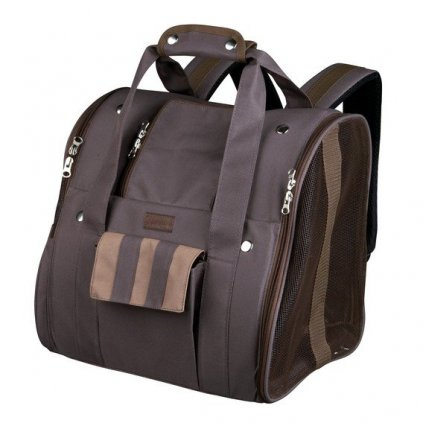 Nylonový batoh NELLY na psa 34x32x29cm max. do 5 kg