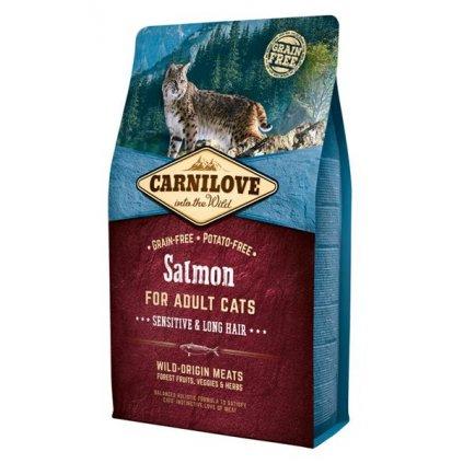 Carnilove Cat Adult Salmon Grain Free 2 kg