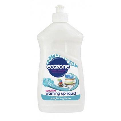 ecozone na rucni myti nadobi sensitive 500 ml