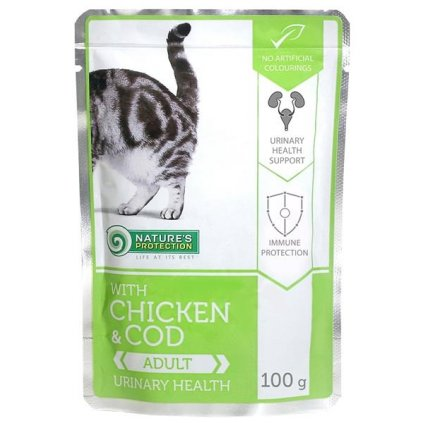 Nature's Protection Cat kaps. Urinary Health 100g