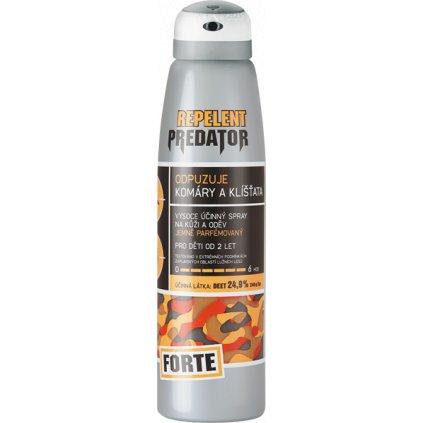 Predator Forte Deet25% 150ml NEW