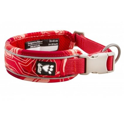 hurtta weekend warrior collar coral camo