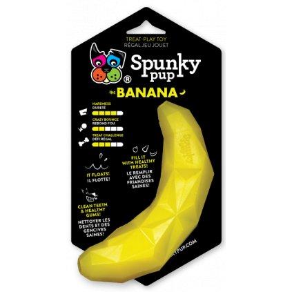 SpunkyPup Fruits Veggies Banana Mockup