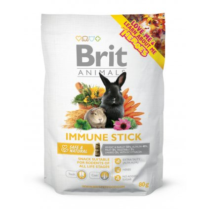 brit animals snack