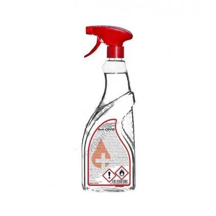 dezinfekce na ruce bf anti covid 750ml rozprasovac
