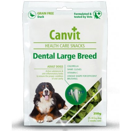 Canvit Dental Snacks Large Breed