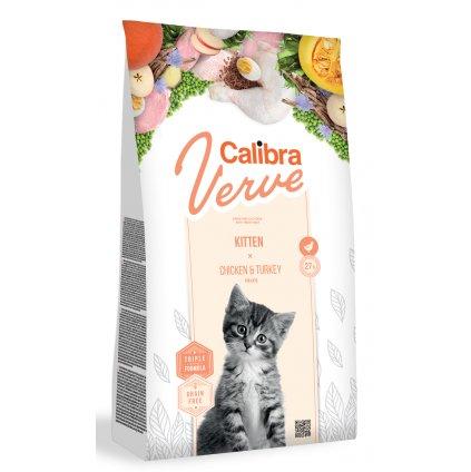 calibra verve cat kitten chicken turkey