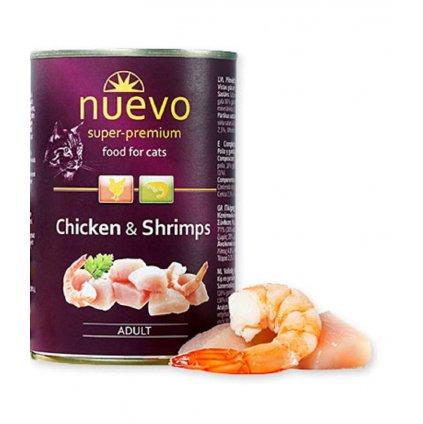 nc chicken shrimp