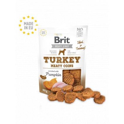 Turkey Meaty Coins 1