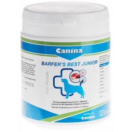 canina barfers best junior 850