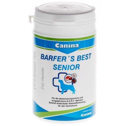 canina barfers best senior 180