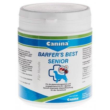 canina barfers best senior 500