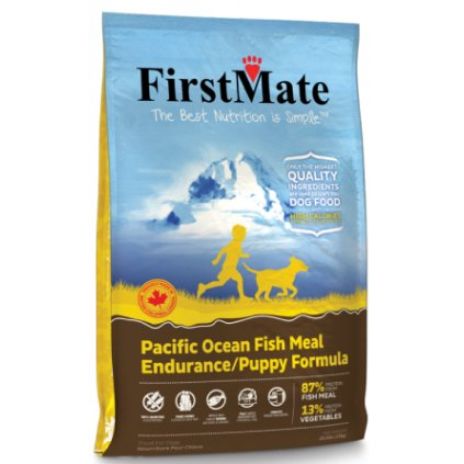 pacific ocean fish meal endurance puppy formula