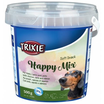 trixie happy mix