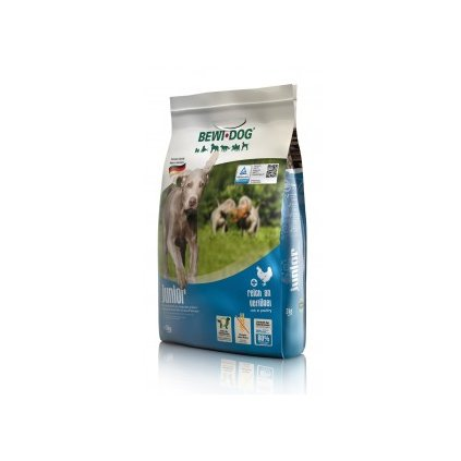 BEWI DOG Junior - rich in poultry 12,5 kg