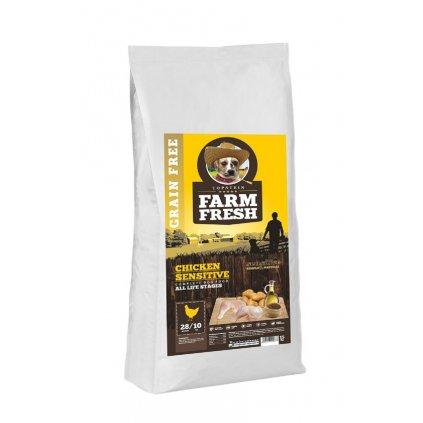 FARM FRESH Chicken Sensitive Grain Free 15 kg