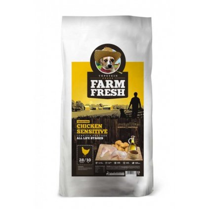 FARM FRESH Chicken Sensitive Grain Free 15 kg