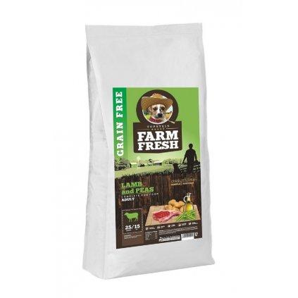 FARM FRESH Lamb & Peas Grain Free 15 kg