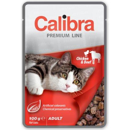 calibra kapsicka adult chicken beef