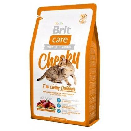 brit care cat outdoor
