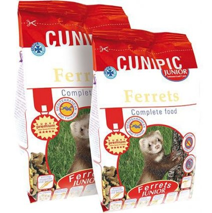 cunipic ferrets junior