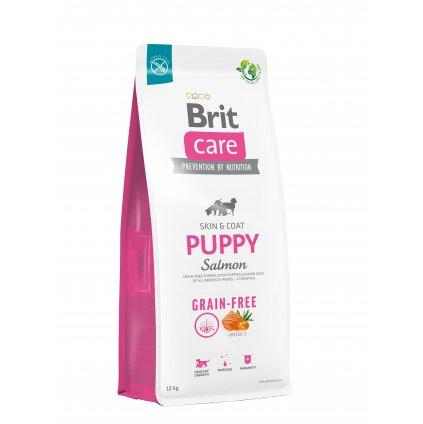 brit care gf puppy salmon