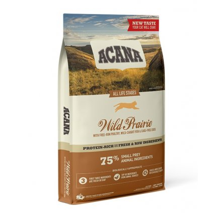 acana cat wild prairie new