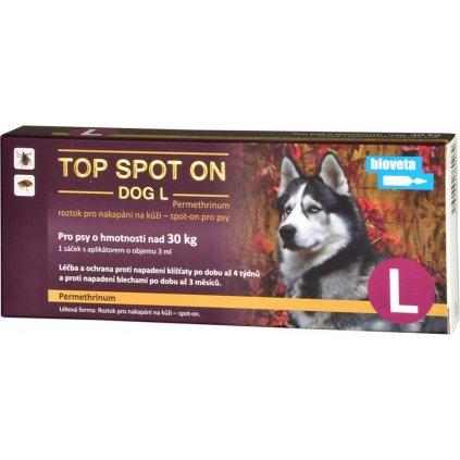 BIOVETA Top spot on dog L 1x3ml