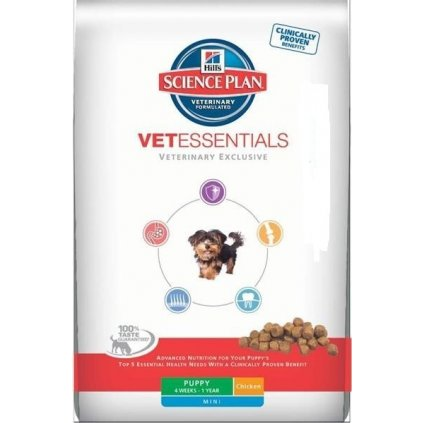 HILLS Canine Puppy Mini VetEssentials 700g
