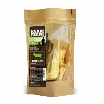 FARM FRESH Lamb Mix Treats 150g