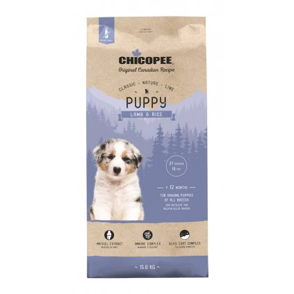 chicopee puppy lamb