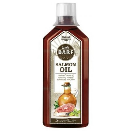 CB Salmon oil 500ml