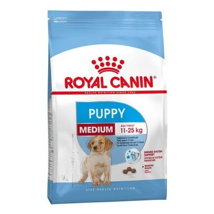 royal canin shn medium puppy
