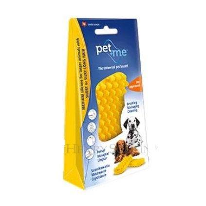 PET and ME kartáč pro psy, krátká srst