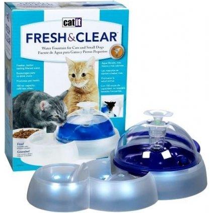 Fontána CATIT plast Fresh & Clean velká 3l