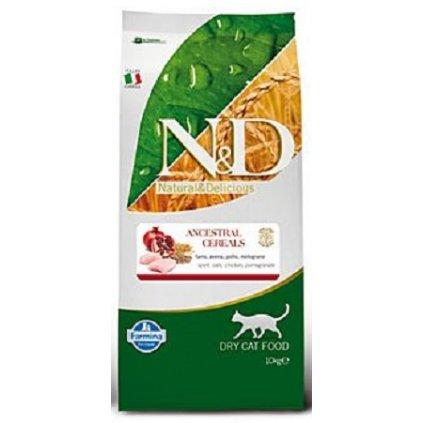 N&D PRIME CAT KITTEN Chicken & Pomegranate 10 kg