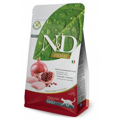 nd prime adult chicken pomegranate