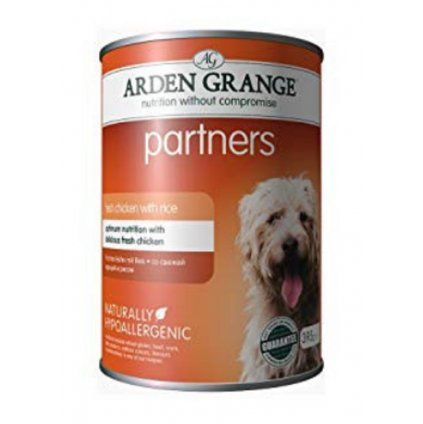 arden grange partners chicken rice and vegetables