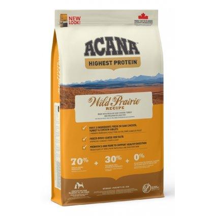 acana regionals wild prairie dog