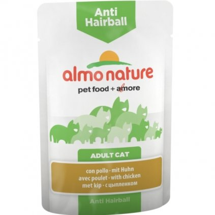 almo nature anti hairball 70