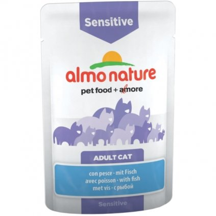 almo nature sensitive 70