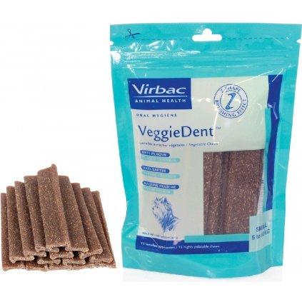 VIRBAC C.E.T. Chews S - enzymatické žvýkací plátky - pes do 10 kg