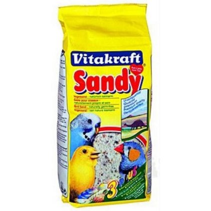 vitakraft sandy bio