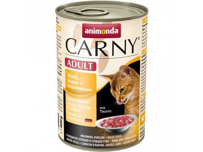 abb animonda produkt carny adult 83722